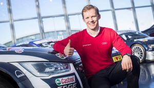 Mattias Ekström satsar på SM när han har fritid över.