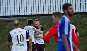 Kolsva siktar mot topp fem efter den sena segern mot Skultuna. Bild: David Eriksson