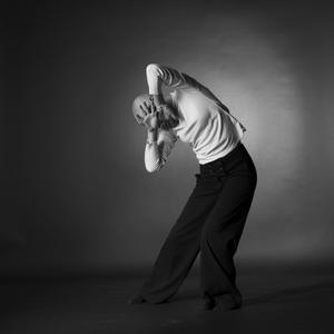 Den vinnande bilden föreställer  dansaren Sofie Evensson.