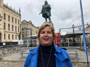 Erfarenheterna från NA kommer att vara till nytta i Bryssel, säger Karin Karlsbro, toppkandidat för Liberalerna i valet till Europaparlamentet.