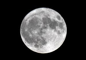 Supermåne i Idre