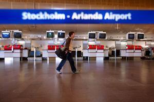 ... och närheten till Arlanda.Foto: Scanpix