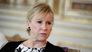 Ledarskribenten Bawar Ismail får kritik för sin text om Sveriges utrikesminister Margot Wallström (S).