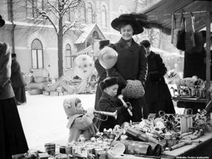 Året var 1910. (Bild: Örebro stadsarkiv)