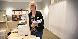 Att alla skolor får  mer pengar glädjer Liberalernas Evelyn Klöverstedt.