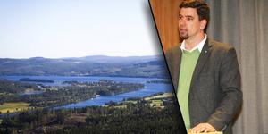 Kommuner bör få veto i frågor om gruvdrift, i synnerhet om de kan komma att hamna mitt i turistområden, anser Ljusdals kommunalråd Markus Evensson (S).