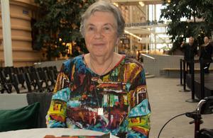 Margareta Rudbo i Sundsvall ger ut en diktbok med sina uppskattade smådikter.