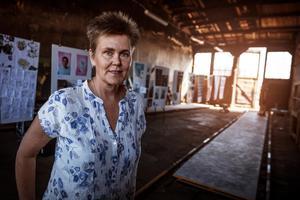 Åsa Svensson är lärare i grafisk design på Högskolan Dalarna.
