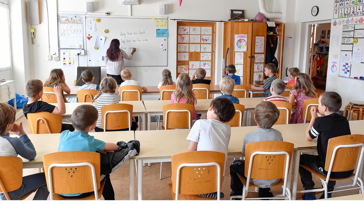 2018-09-04 - Vi har en annan skolpolitik än Liberalerna - Vi riktar kritik mot Liberalernas agenda för skolan i Nynäshamn.