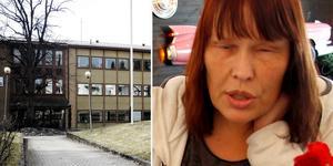 Annika Östling, ordförande i SRF Dalarna. Foto: Boo Ericsson/DT arkiv