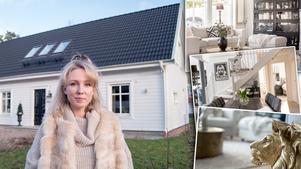 Amanda Todor har hittat hem, på sin mormors gata i Hallstahammar.