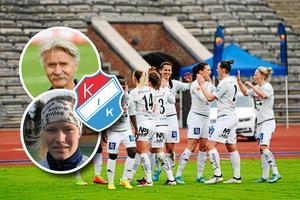 Kvarnsvedens ordförande, Olle Davidsson, hoppas att Elin Nyman är sugen på att flytta hem till Dalarna.