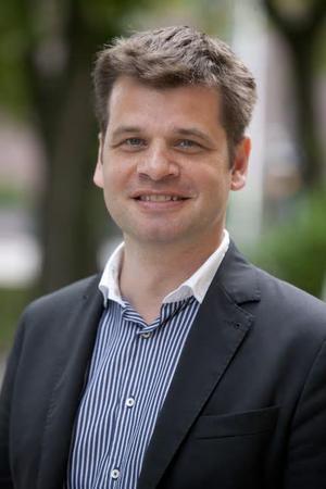 Pontus Werlinder, fastighetschef Telge bostäderFoto: Pressbild