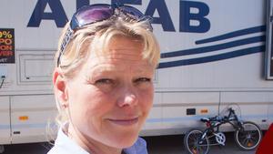 Marie Lundmark blev av med två dyra sadlar.