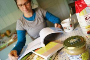 Från början var det friluftsliv som intresserade Karin, men efter att ha studerat kulturvård började hon inse hur landskap hänger ihop och intresset för natur- och kulturskötsel tog överhanden.