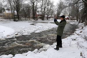 Daniel Bergdahl är vattenvårdshandläggare på länsstyrelsen i Örebro. Arkivfoto