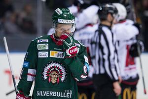 Mats Rosseli Olsen fick ett spel i femte kvartsfinalen. Bild: Michael Erichsen/Bildbyrån.