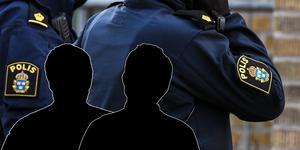 Två män sitter nu anhållna misstänkta för försök till grov egenmäktighet med barn och misshandel.  (Bilden är ett montage.)