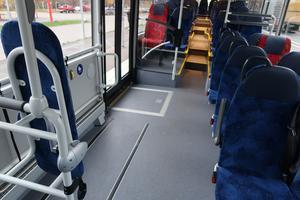 Bild från en av de nya bussarna.