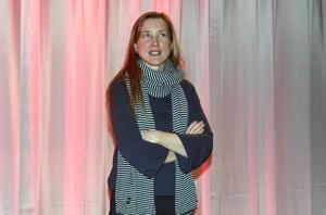 Mikaela Ramel är regissör.