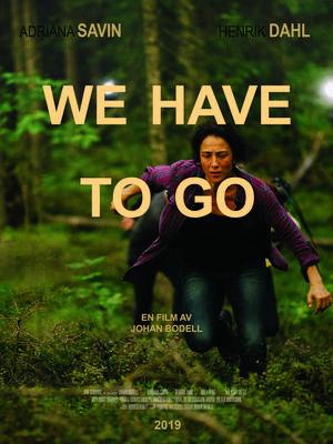 We have to go, Johan Bodells kortfilm som nu prisats på Exit filmfestival i Gävle. Bild: Privat