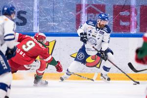 Mattias Ritola stod på den förlorande sidan i Daladramat. Bild: Daniel Eriksson/Bildbyrån