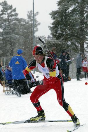 Från seger i världscupen i Vancouver till en fjärdeplats i Hede blev det för Fredrik Lindström som nu laddar för nya framgångar under SM