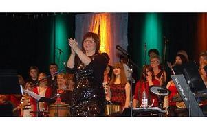 Dax för musikfester i Lindberghallen. Foto: Kent Olsson/DT