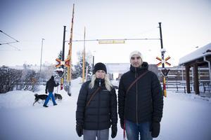 Onsdag 6 mars är det dags för den stora Stadsfesten i Östersund. Karin Henriksson från kommunen och Simon Tehyrell från Storsjöyran ser fram emot att få visa upp Östersund för både nationella och internationella gäster.