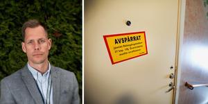 Joakim Johansson, åklagare, leder förundersökningen om det misstänkta mordförsöket.