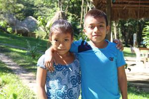 Föreningen kommer bland annat att engagera sig för att hjälpa människor i Guatemala. Foto: Jim Larsson