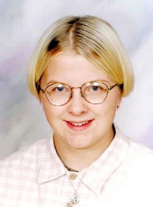 Malin Lindströms mördare har anledning att känna sig jagad. Ny teknik kan innebära att dna-spår löser fallet. Foto: Privat