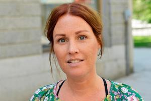 Lina Lund, 35 år, journalist, Stockholm: