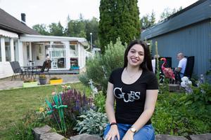 Att uppleva en annan arkitektur, livsstil och kultur har varit intressant, berättar Natasha.