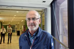 Klas Hägglund, 65, pensionär, Granloholm: