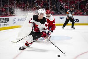 Jesper Boqvist skickas ned i AHL.
