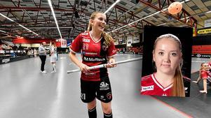 Moa Gustafsson och Moa Andersson, KAIS Mora UIF, är med i truppen till Finnkampen.