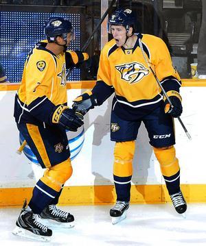 Den 8 oktober 2013 gjorde Filip Forsberg sitt första NHL-mål. Sedan dess har han gjort 117 grundseriemål i NHL, på 335 matcher, och 22 mål i Stanley Cup-slutspel.