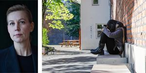 För att klumpen i magen inte ska bli större när barnen återvänder till skolan kan skolpersonal ställa frågor om sommarlovet som alla barn kan svara på utan att behöva jämföra sig. För vissa barn har gjort många och spektakulära saker. Andra har inte gjort något alls.FOTO: Lise Åserud/TT