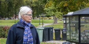 Kerstin Ljungman vårdade sin Janne hemma i femton år fram tills i vintras, när han gick bort.