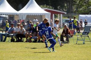 Under årens lopp har tusentals unga fotbollsspelare inlett sin karriär på Skinnarvallen och Vanåvallen.
