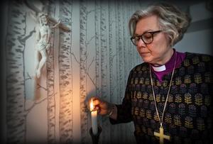 En kristen konvertit som utvisas till Afghanistan eller Iran och som vill leva efter sin övertygelse löper tveklöst risk för förföljelse, skriver Eva Nordung Byström, biskop i Härnösands stift.