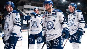Leksand lyckades inte få hål på Oskarshamn som gick upp i serieledning efter 1–0-segern. Bild: Simon Hastegård/Bildbyrån.