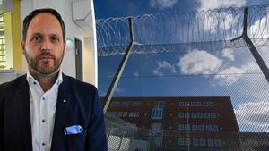 Oppositionsråd Jörgen Berglund (M) menar att hans parti, till skillnad från Socialdemokraterna, tar brottsligheten och människors otrygghet på allvar. Bilder: Jennifer Engström / Leif R Jansson/TT