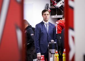 Henrik Löwdahl återgår till att jobba med juniorerna i Örebro Hockey. Men nu som J20-tränare. Bild: Johan Bernström/Bildbyrån