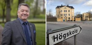 Högskolan i Skövde ökar antar programstudenter med 26 procent i höst, jämfört med antagningen till förra hösten. Extrapengar från regeringen ligger bakom ökningen, säger rektorn Lars Niklasson.