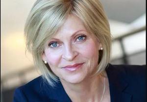 Irene Krohn, presschef på Telia. Foto: Birgitte Grenfeldt