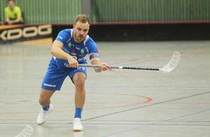 Två assist blev facit för Kristoffer Asp i matchen mot Gimonäs Umeå.