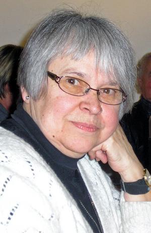 Alice Sandströms minnestext är inte bara en fin hyllning till sin sedan länge avlidna mamma – den är också en nostalgiresa tillbaka till tider som flytt.  Foto: Privat