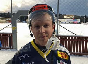Joakim Bergman.